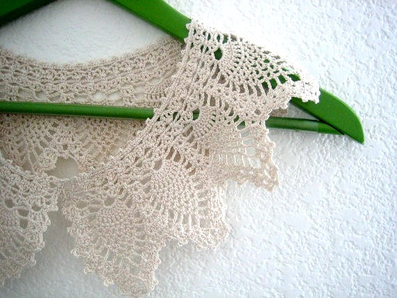 Crochet Work : TURKISH LACE-CROCHET WORK BY DEMET