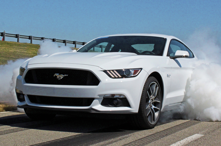 "2015 Ford Mustang Named ""Best Value in America"" for Sports Cars from Vincentric"