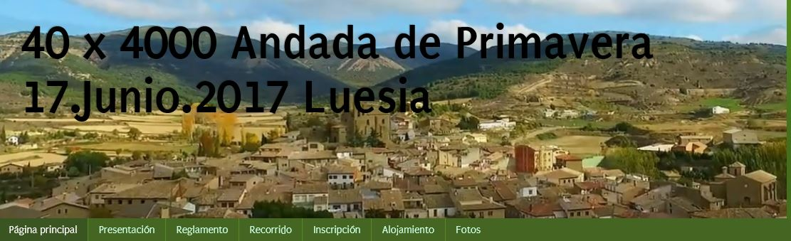 ANDADA DE PRIMAVERA
