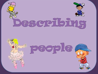 describing people video