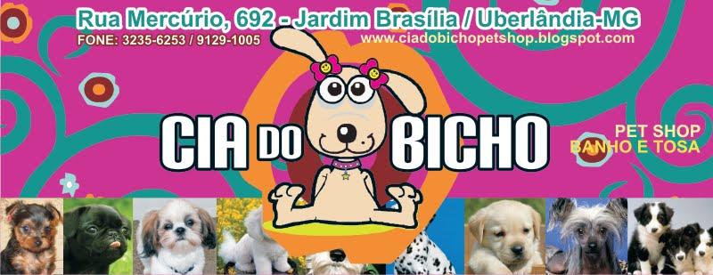 CIA DO BICHO - Pet Shop | Banho e Tosa