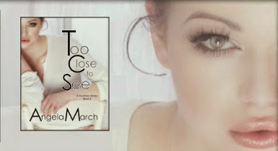 *Review*  Too Close to See by Angela March