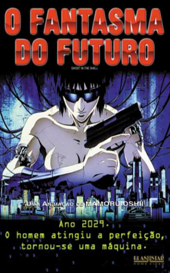 O Fantasma do Futuro Torrent – BluRay 720p/1080p Dual Áudio