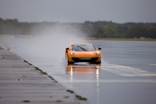 McLaren MP4-12C getting boost in power, other upgrades for 2013