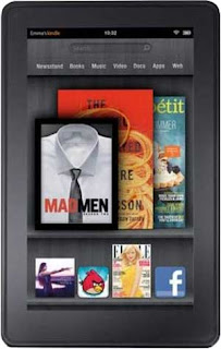 Thoughts on the Amazon Kindle Fire-Cheapest tab in the world
