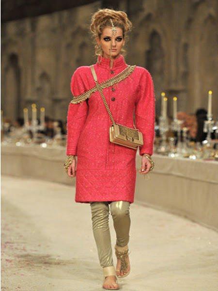 us winter fashion chanel paris bombay fashion show 2012