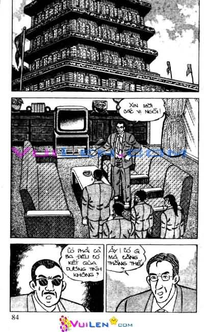 Jindodinho - Đường Dẫn Đến Khung Thành III Tập 57 page 84 Congtruyen24h