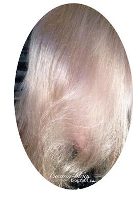 "Cutrin Reflection Demi цвет 9.1 Very Light Ash Blond - мягкая оттеночная краска ""Очень светлый пепельный блонд"""