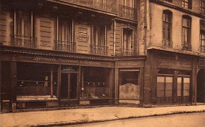 Les devantures de librairies anciennes en images dans Bibliophilie, imprimés anciens, incunables librairie_charle_bosse