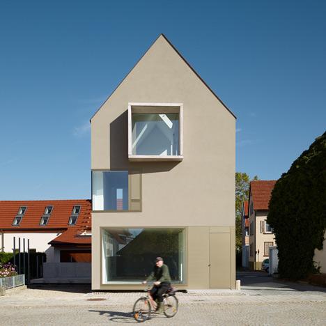 artopiatecture german neo modern architecture. Black Bedroom Furniture Sets. Home Design Ideas