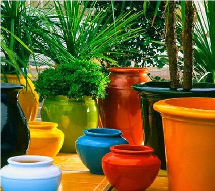 flower pots for the balcony with more colors | Vietnam Outdoor Furniture