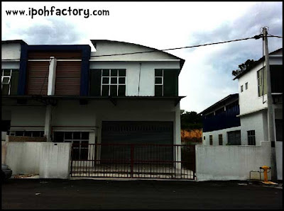 IPOH FACTORY FOR SALE AND RENT (I00108)