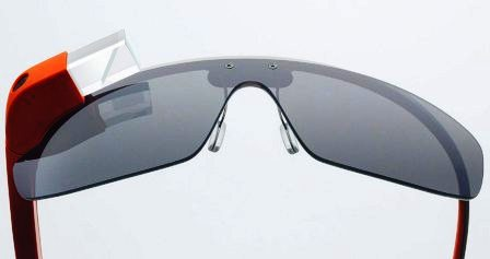 Google Glass Turned Visually Impaired