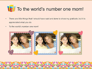 Mother's Day PowerPoint template 007B