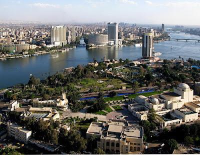 Cairo - river delta
