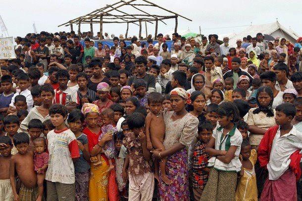 Ketua PBNU : Ekstrimis Buddha Hancurkan Aset dan Usir Etnis Rohingya