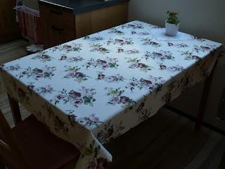 IKEA asztalterítő