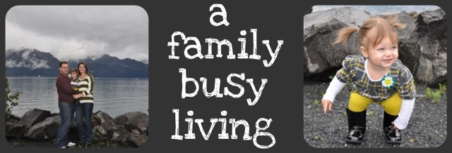 A Family Busy Living