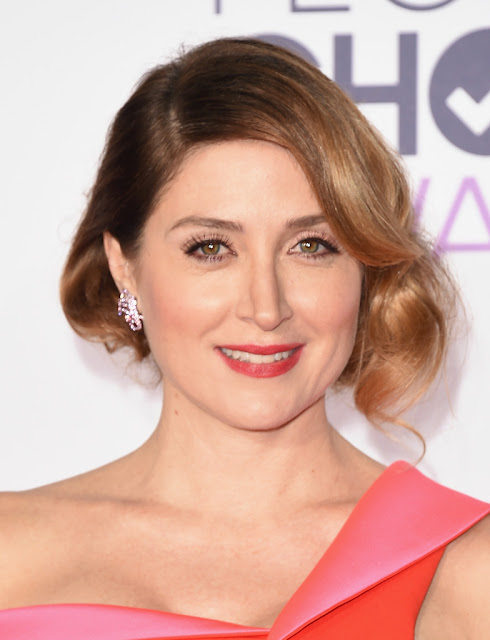 Actress, @ Sasha Alexander - People's Choice Awards in LA