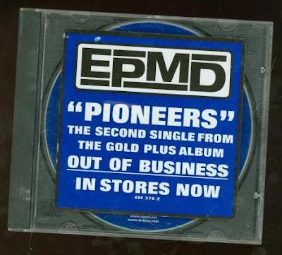EPMD – Pioneers (Promo CDS) (1999) (320 kbps)