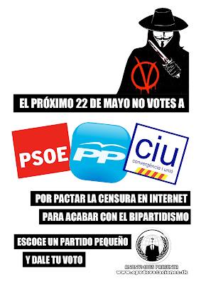 """Resolución de los CJC: Sobre la promesa electoral de Esperanza Aguirre de """"Bachillerato de Excelencia Novotesa"""