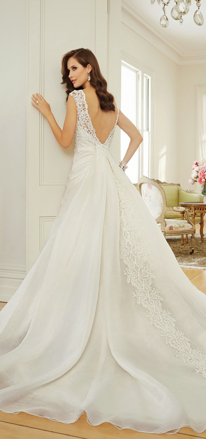 Coleo de vestidos de noiva sophia tolli 2015 pgina 2 sophia tolli spring 2015 wedding dress 4 junglespirit Images