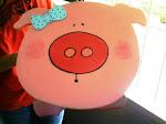 Pig,banco pequeno,trabalho do paciente