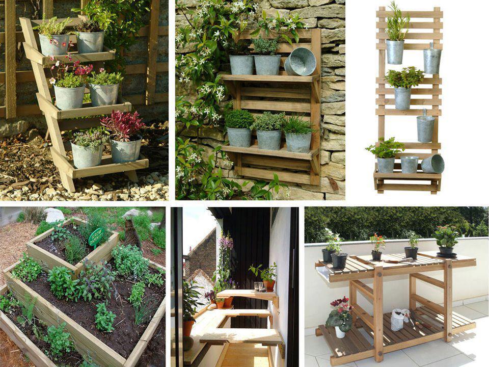 R?stico & Chique: Jardim Vertical