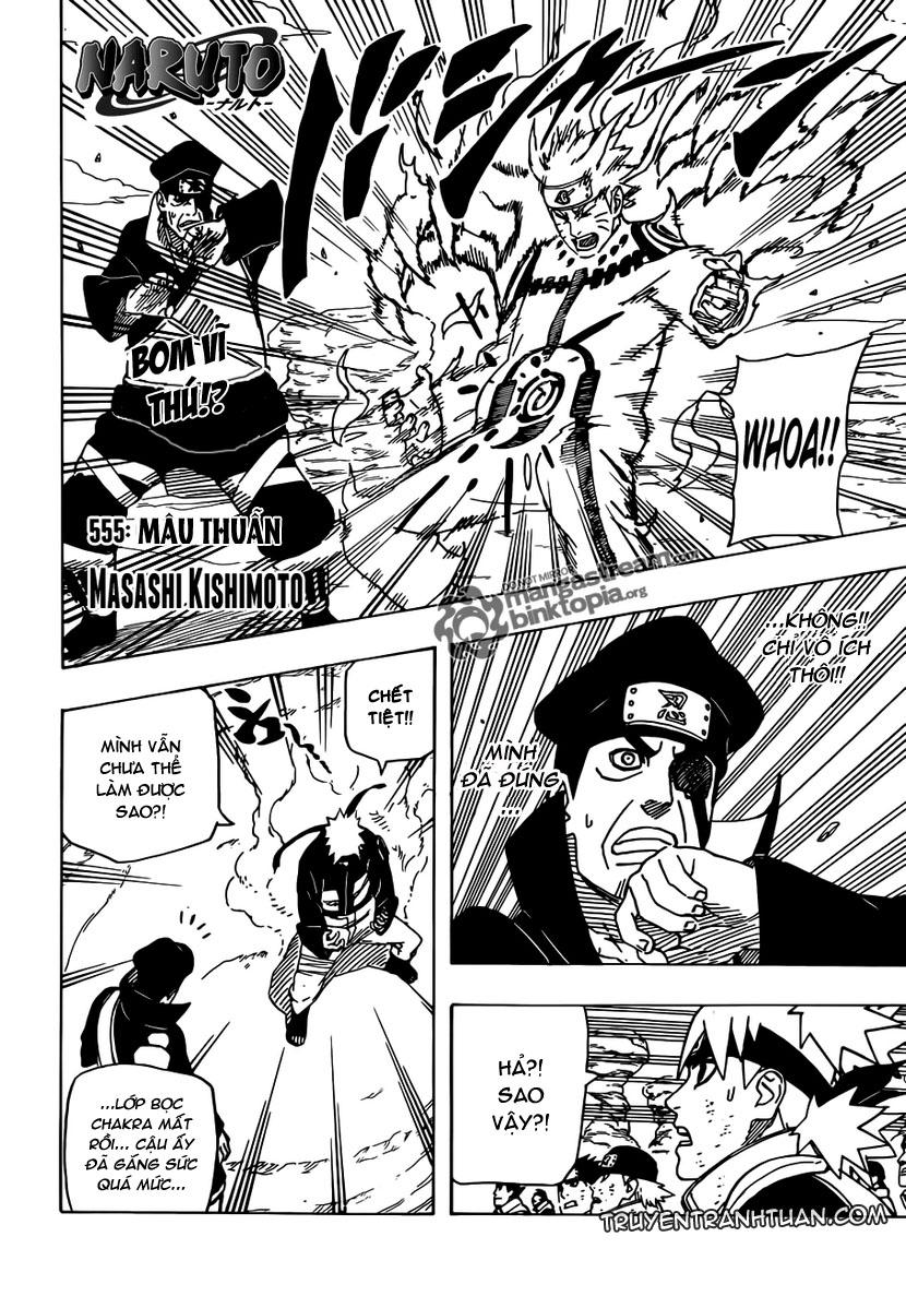 Naruto - Chapter 555 - Pic 2