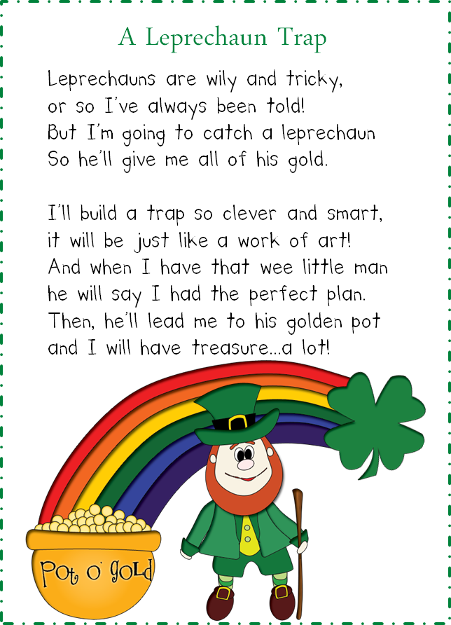 https://www.teacherspayteachers.com/Product/How-to-Plan-a-Leprechaun-Visit-217474