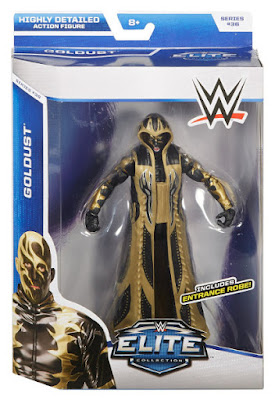 TOYS : JUGUETES - WWE : Elite Collection Series #36 - Goldust | Figura de accion - Muñeco Producto Oficial Wrestling 2015 | Mattel CHT54 | A partir de 8 años Comprar en Amazon España & buy Amazon USA