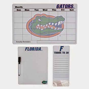 Florida Gators Dry Erase Board Set