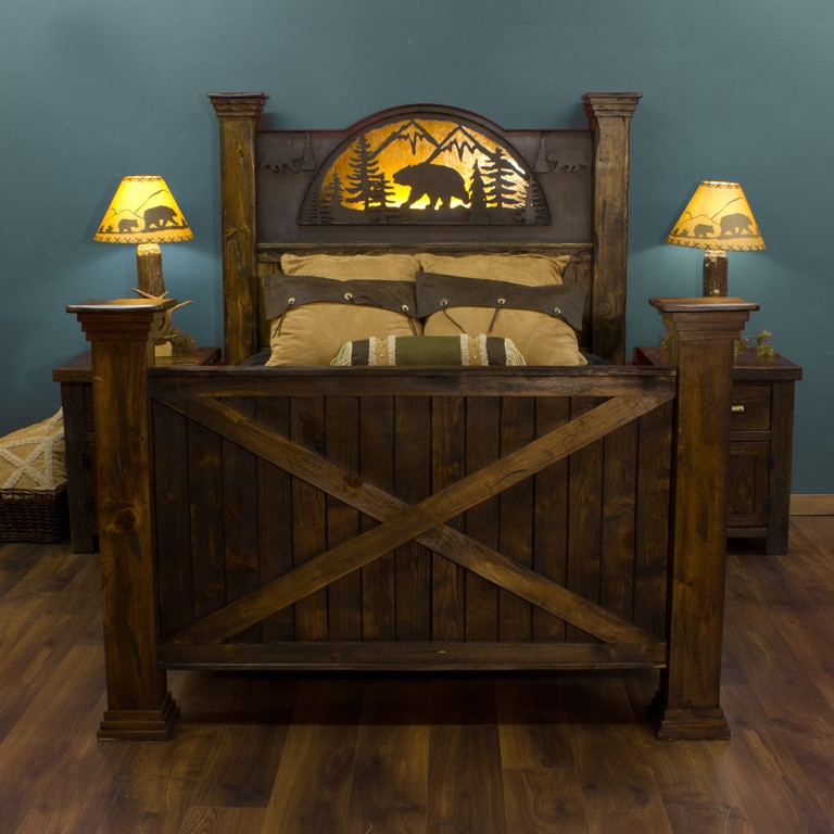 Rustic Bedroom Furniture  Out of the Mundane  Because simple things ...