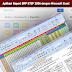 Aplikasi Raport SMP KTSP 2006 dengan Microsoft Excel Download Gratis