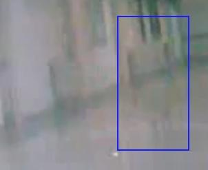 Vídeo del fantasma de una niña en el hospital de Villegas