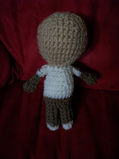 Free Amigurumi Doll Crochet Pattern