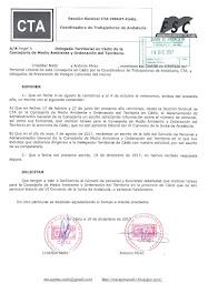 Preguntamos, por tercera vez, al Delegado Territorial en Cádiz por el número de personal y funcione