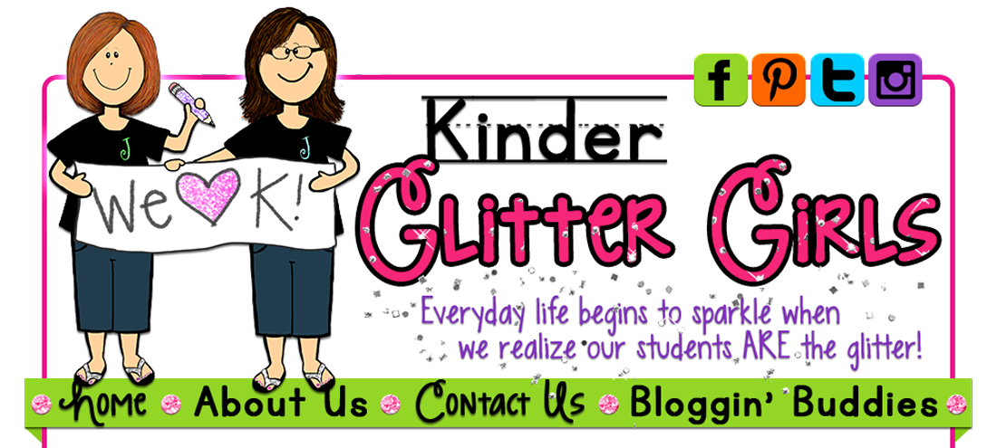 Kinder Glitter Girls