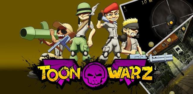 Toonwarz APK Arcade & Action
