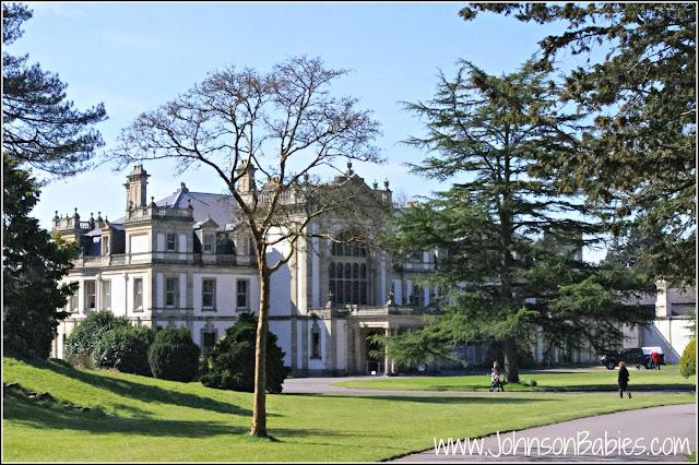 Duffryn House, Duffryn Gardens, The Vale of Glamorgan