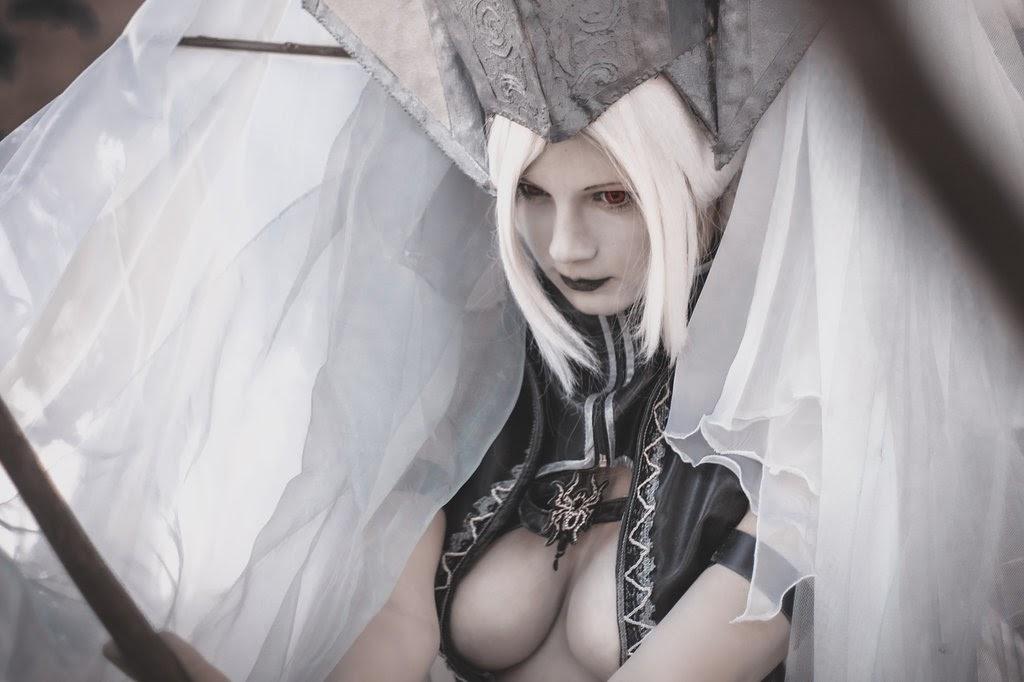 cosplay sexy de linéage