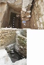 Castelo - Estrutura romana