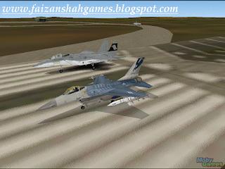 F 16 multirole fighter trainer