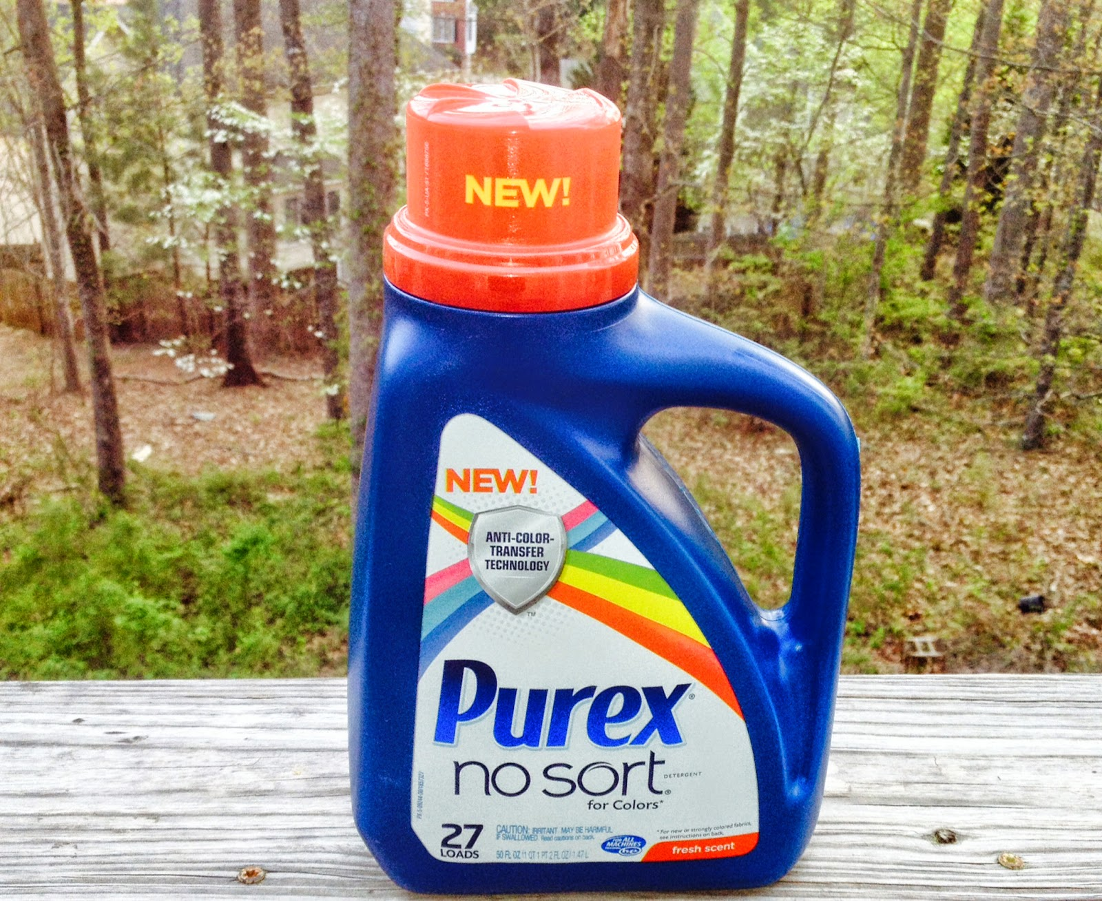 purex, no sort, laundry detergent, giveaway, sorting your clothes, color  bleeding