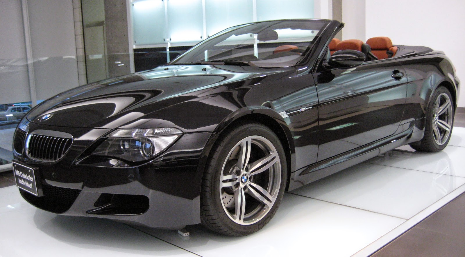 photos: BMW M6