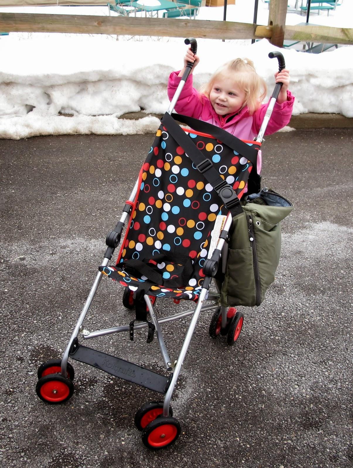 Stella's Stroller