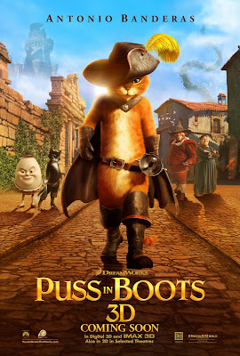 Puss in Boots 2 film