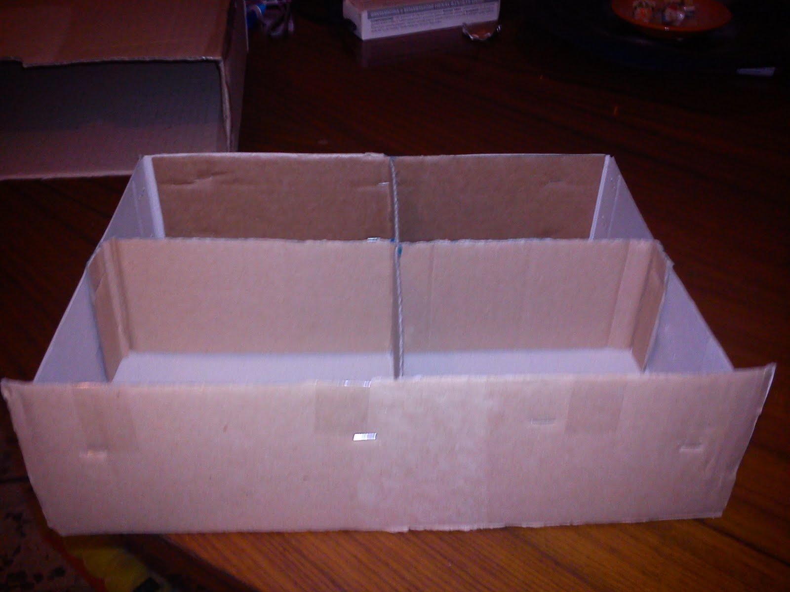 Gli occhi di giada portatrucchi fai da te for Come costruire i passaggi della scatola