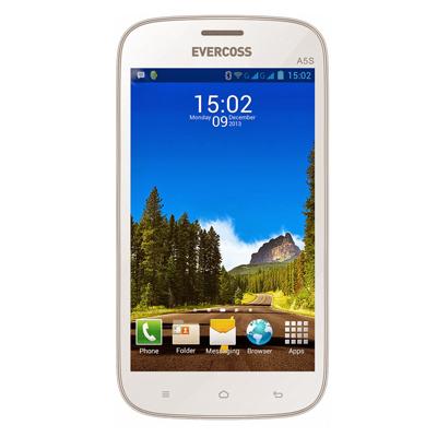 9 Smartphone Android Murah Meriah di Bawah 800 Ribu Rupiah, Evercoss A5S, Spesifikasi Evercoss A5S