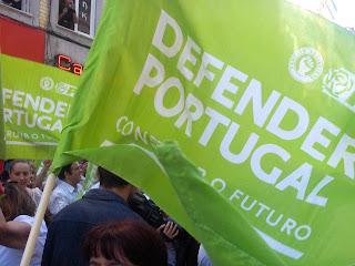 Assalto à democracia portuguesa
